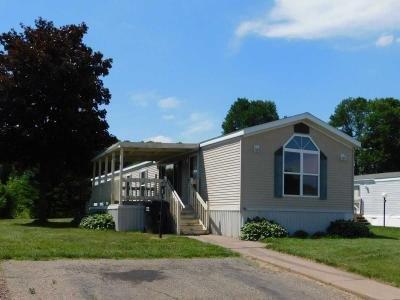 Mobile Home at 3003 Wilson Street, Lot #48 Menomonie, WI 54751