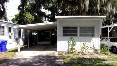 Mobile Home at 113 Park Drive Tavares, FL 32778