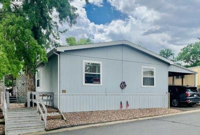 Mobile Home at 9850 Federal Blvd #322 Federal Heights, CO 80260