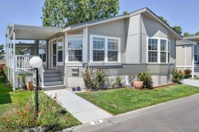 Mobile Home at 1220 Tasman Dr. #44 Sunnyvale, CA 94089