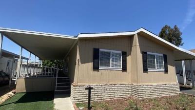 Mobile Home at 5815 E. La Palma Ave. #34 Anaheim, CA 92804