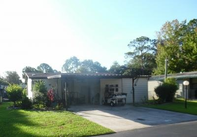 Mobile Home at 2557 S. Leilani Dr. Homosassa, FL 34448