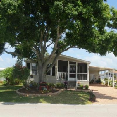 Mobile Home at 221 Arbor Lane Vero Beach, FL 32960