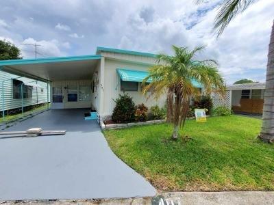 Mobile Home at 4000 24Th Street N. #407 Saint Petersburg, FL 33714