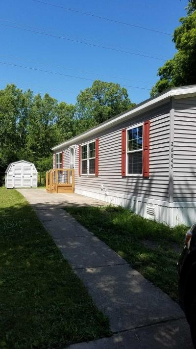 Mobile Home at 26845 Lowery St. Novi, MI 48377
