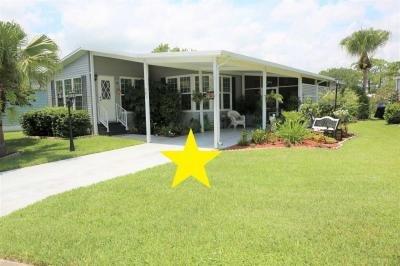Mobile Home at 383 Bimini Cay Vero Beach, FL 32966