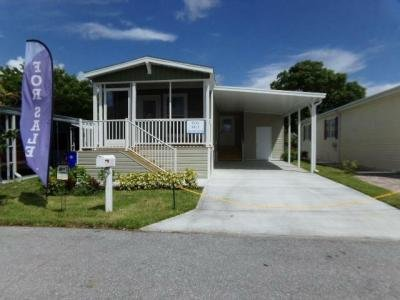 Mobile Home at 6421 Brandywine Dr.n. Margate, FL 33063