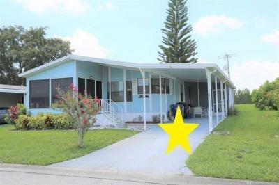 Mobile Home at 441 Bimini Cay Vero Beach, FL 32966