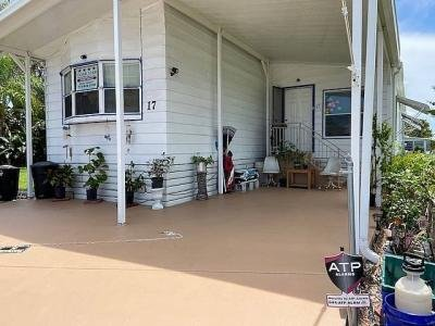 Mobile Home at 17 Jacaranda Port Saint Lucie, FL 34952