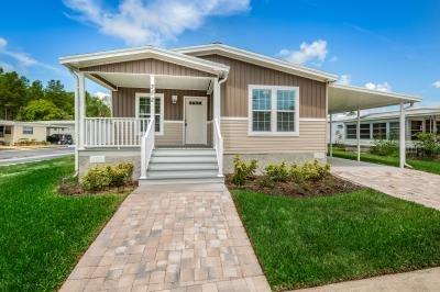 Mobile Home at 1029 Chapel Creek Lane Lot 1029Cha Deland, FL 32724