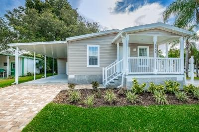 Mobile Home at 395 Joseph Way Lot 255 Tarpon Springs, FL 34689