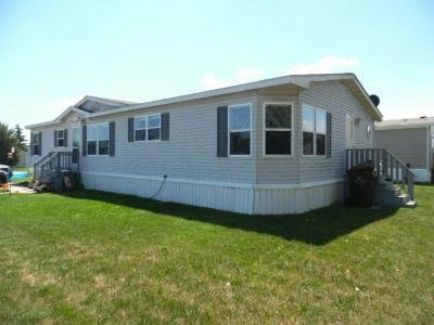 Mobile Home at 29302 Maple Flat Rock, MI 48134
