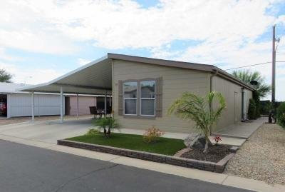 Mobile Home at 3700 S Ironwood Dr Lot 19 Apache Junction, AZ 85120