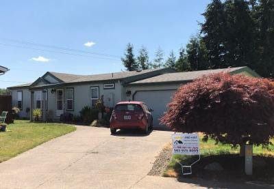 Mobile Home at 11105 Main St Ne #23 Donald, OR 97020