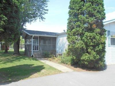 Mobile Home at N2020 County Rd H  Lot 42 Lake Geneva, WI 53147