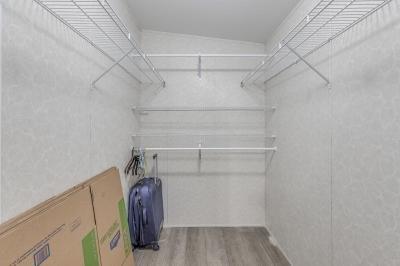 Large Walk in Master Closet