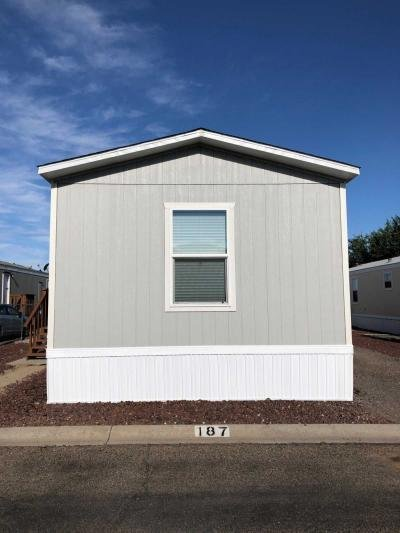 Mobile Home at 7401 San Pedro Drive Ne #187 Albuquerque, NM 87109