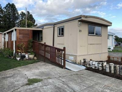 Mobile Home at 87911 Territorial Road, Sp. #29 Veneta, OR 97487