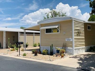 Mobile Home at 7570 E. Speedway #238 Tucson, AZ 85710