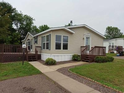 Mobile Home at 3014 Wilson Street, Lot 203 Menomonie, WI 54751