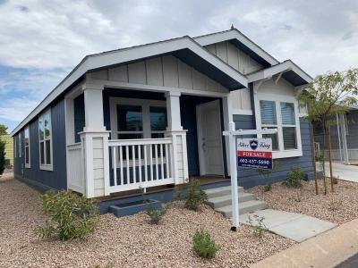 Mobile Home at 2609 W. Southern Ave. Lot #166 Tempe, AZ 85282