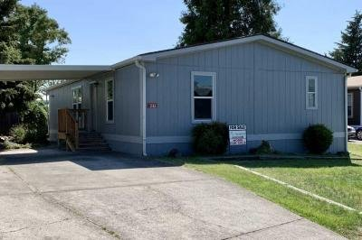 Mobile Home at 3600 Avenue G White City, OR 97503