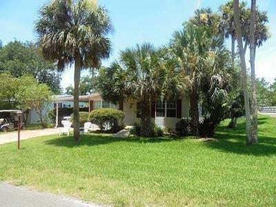 Mobile Home at 36 Audubon Way Flagler Beach, FL 32136