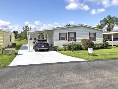 Mobile Home at 110 Sea Fern Drive Leesburg, FL 34788