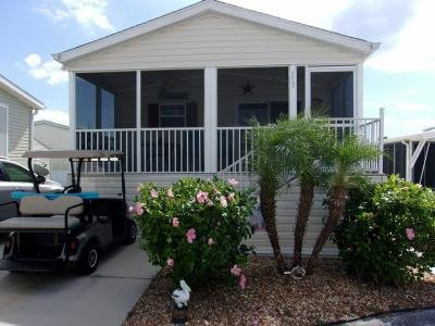 Mobile Home at 553 Ind Pky N Fort Myers Beach, FL 33931