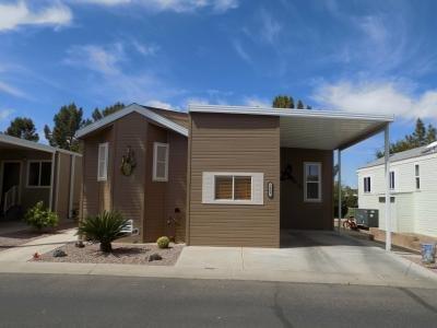 Mobile Home at 1110 North Henness Rd. #1807 Casa Grande, AZ 85122