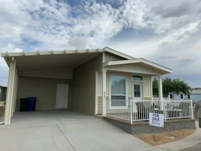 Mobile Home at 8865 East Baseline Rd, #0458 Mesa, AZ 85209