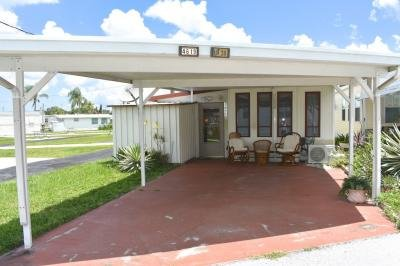Mobile Home at 4699 Continental Drive, Lot 20 Holiday, FL 34690