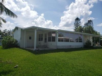 Mobile Home at 15 Aragon Lane Port Saint Lucie, FL 34952