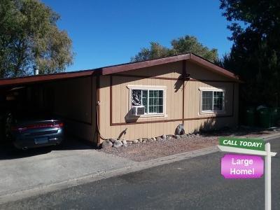 Mobile Home at 26 Colombard Way Reno, NV 89512