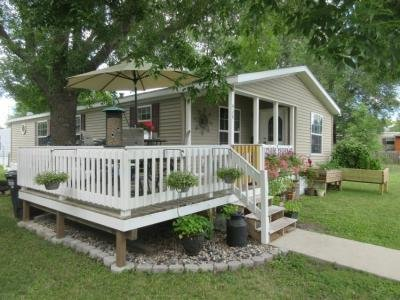 Mobile Home at 428 Baja Lane Fargo, ND 58103