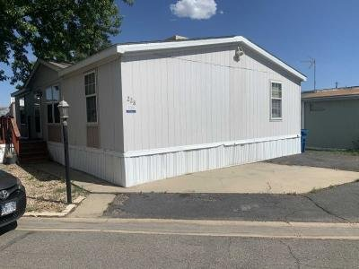 Mobile Home at 17190 Mt Vernon Road # 228 Golden, CO 80401