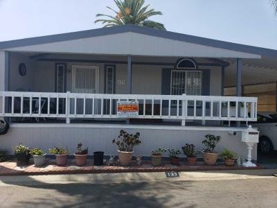 Mobile Home at 10001 West Frontage Road, , Space 133 South Gate, CA 90280