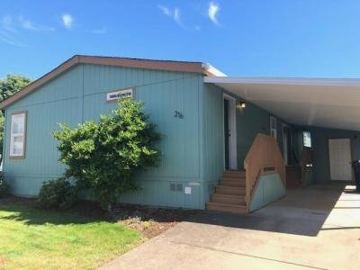 Mobile Home at 1699 N. Terry #216 Eugene, OR 97402