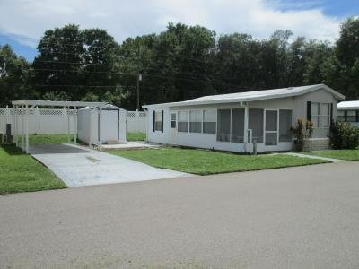 Mobile Home at 37811 Chancey Rd. 380 Zephyrhills, FL 33541