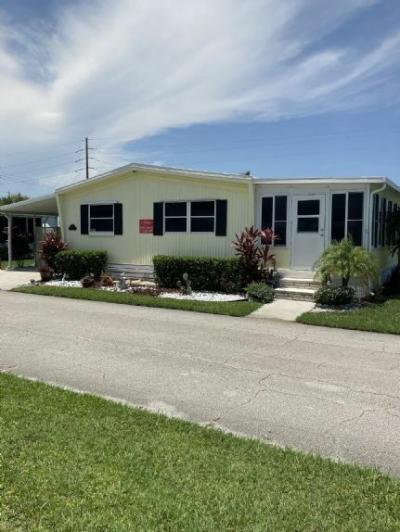 Mobile Home at 92 North Harbor Drive Vero Beach, FL 32960