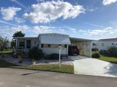 Mobile Home at 168 Coral Lane Vero Beach, FL 32960