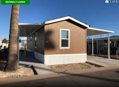 Mobile Home at 4400 W. Missouri Ave #323 Glendale, AZ 85301