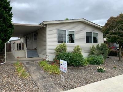 Mobile Home at 1055 Lockhaven Dr N #53 Keizer, OR 97303
