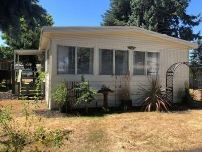 Mobile Home at 2306 N Menzies Dr Portland, OR 97217