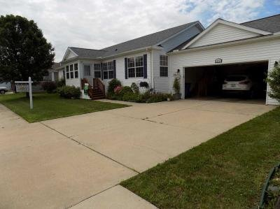 Mobile Home at 23052 Cherry Dr Chelsea, MI 48118