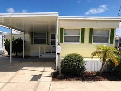 Mobile Home at 33 Circle Drive Port Orange, FL 32127