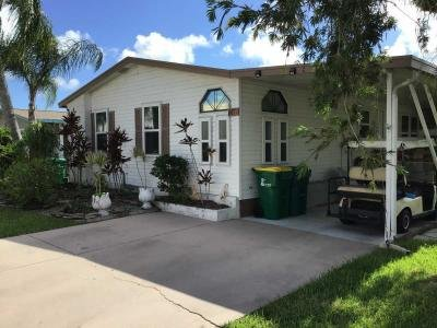 Mobile Home at 607 Waveside Dr. Melbourne, FL 32934