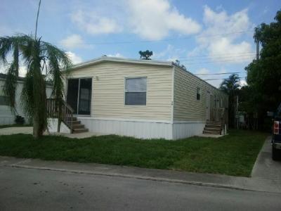 Mobile Home at 25 Bridgette Blvd Greenacres, FL 33463