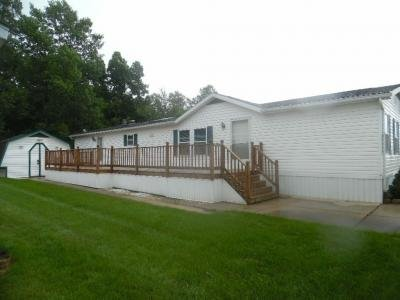 Mobile Home at 28307 Spruce Flat Rock, MI 48134
