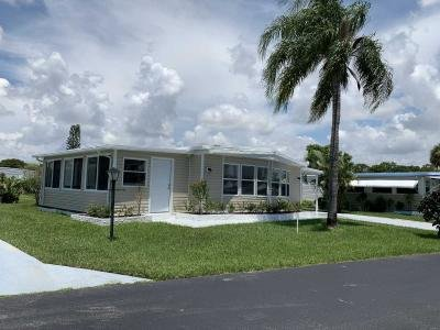 Mobile Home at 8605 Baron Drive., Lot #419 Boynton Beach, FL 33436